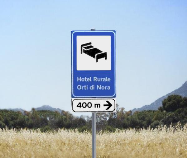 tabelle cartelli di servizio stradali